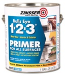 Zinsser Bulls Eye 1-2-3 Primer/Sealer Quart