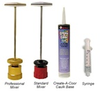 Red Devil Syringes for Create-A-Color Caulk System