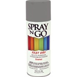 Derusto 12 Oz Spray 'n Go Fast Dry Spray Paint Scarlet Red 105 105
