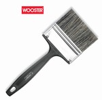 "Wooster ""Derby"" Gray China Bristle Brush 1/2"
