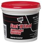 DAP Fast-N-Final Spackling Compound Gallon