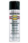 Rust-Oleum Professional High Performance Enamel Gloss Black Spray 7579838