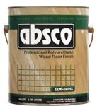 Absolute Absco Polyurethane Wood Floor Finish Gallon Gloss 450 Voc