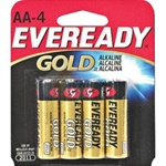 """Energizer Eveready Gold Batteries """"AAA"""" 4-Pack A92BP-4 A92BP-4"""