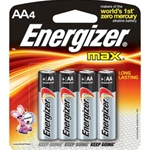 "Energizer Max Batteries ""AA"" 2-Pack E91BP-2 E91BP-2"