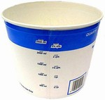 5 Quart Paper Cup 10T1