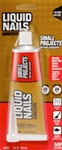 Liquid Nails Small Projects Repair Adhesive 4oz LN-700