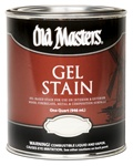 Old Masters Gel Stain Early American Gallon 80601