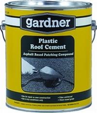 Gardner Gibson Plastic Roof Cement 0341 GA