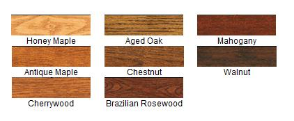 Minwax Gel Stain Colors