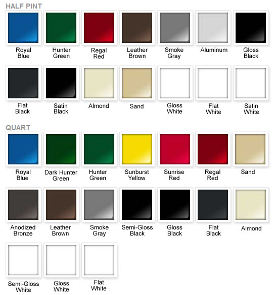 Wonderful Rustoleum Spray Paint Colors For Metal Part - 11: Extended Information: