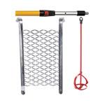 Grids, Paint Mixers, Extension Poles