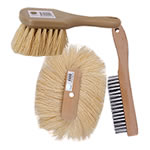 Wire Brushes, Brooms