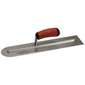 High Carbon Steel Trowels with Rounded Front