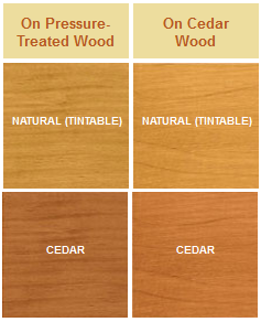 Flood clear wood finish cwf uv5 for Exterior wood stain flood
