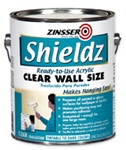 Zinsser Shieldz Clear Wallcovering Primer/Sealer