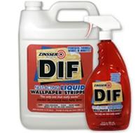 zinsser dif fast acting wallpaper remover
