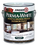 Zinsser PERMA-WHITE Mold & Mildew-Proof Interior Paint