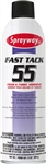 Sprayway Fast Tack Foam & Fabric Adhesive