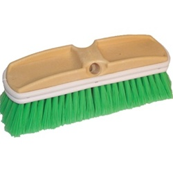 Dqb 9 1 2 Quot X 2 1 2 Quot Green Polyester Car Wash Brush 11722
