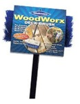 Wolman WoodWorx Deck Brush