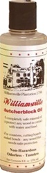 Staples 8 Oz Williamsville Butcherblock Oil 351-W12