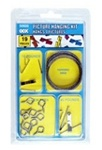 OOK 19 Piece Picture Hanging Kit 50920