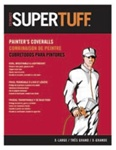 Trimaco Supertuff Coveralls White