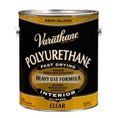varathane premium polyurethane oil based wood finish gallon. Black Bedroom Furniture Sets. Home Design Ideas