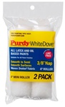 Purdy Wire Mini Roller Cover White Dove 2-Pack