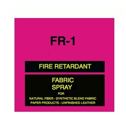 Project Fire Safety Fire Retardant Fabric Spray