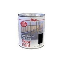 Majic Interior Exterior Oil Base Floor Paint