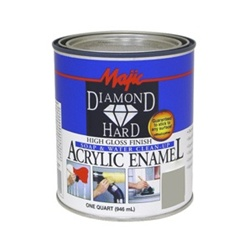 Majic Diamondhard High Gloss Finish Acrylic Enamel Quart