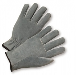 West Chester Split Cowhide Leather Driver Gloves