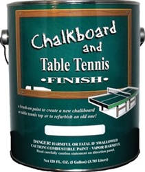 Sheffield Chalkboard Amp Table Tennis Paint