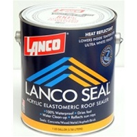 Lanco Seal Acrylic Elastomeric Roof Sealer RC300