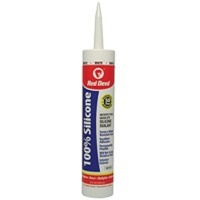 Red Devil 9 Oz 100% Silicone Sealant