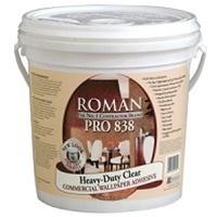 Roman Pro 838 Heavy Duty Clear Wallpaper Adhesive 11301