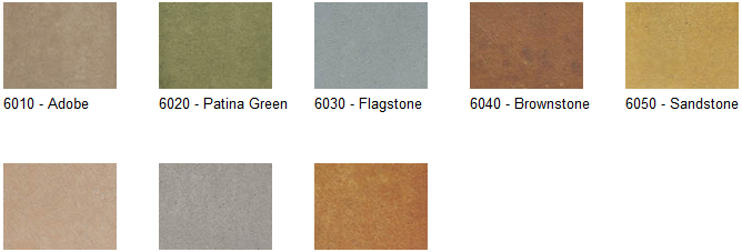 Duckback Mason S Select Transpa Stain Color Chart