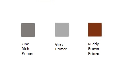 Krylon Rust Tough Primer Color Chart