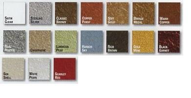 Rust Oleum Metallic Accents Paint Gold