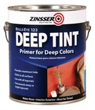 Zinsser Bulls Eye 1 2 3 Primer Sealer Deep Tint