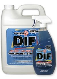 zinsser dif gel wallpaper remover