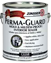 Zinsser Perma Guard Mold Amp Mildew Proof Clear Sealer
