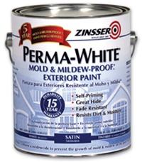 Zinsser Perma White Exterior Paint Uk