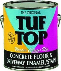 Tuf Top 1 Gal Concrete Floor Amp Driveway Enamel Stain