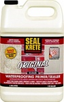 Seal-Krete 1 Gal Original Clear Waterproofing Primer/Sealer 100001