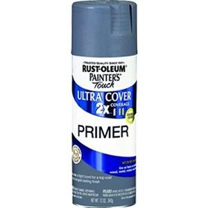 rust oleum painters touch spray primer. Black Bedroom Furniture Sets. Home Design Ideas