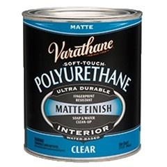 varathane soft touch polyurethane