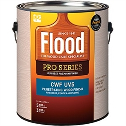 Flood Clear Wood Finish Cwf Uv5